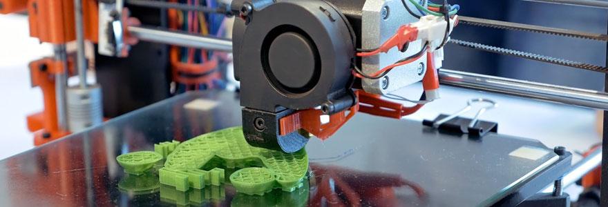 Imprimantes et scanners 3D haute résolution