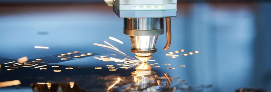 Industrie laser